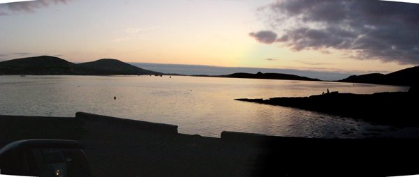 Een Billerbuchowend op Valentia Island (een absoluten Draam)