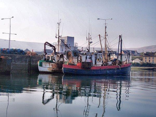Een wichtegen Hafen fir Berufsfescherei
