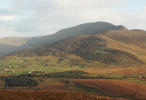 Coomcallee Ridge, fantastesch fir Wanderer