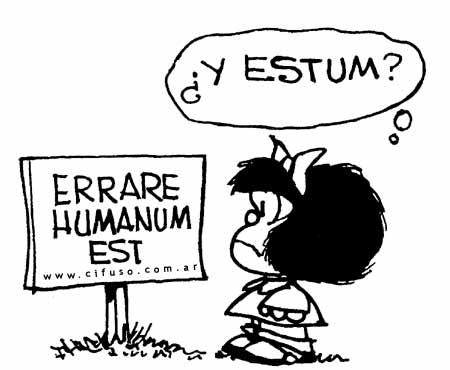 TODA Mafalda: Frases y expresiones de Mafalda