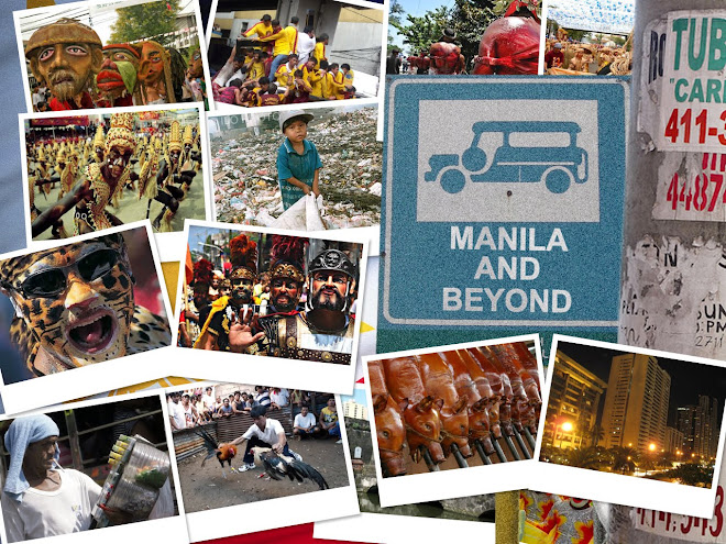 Manila And Beyond