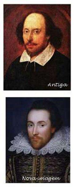 A nova imagem de Shakespeare