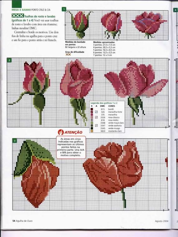 rosas lindas