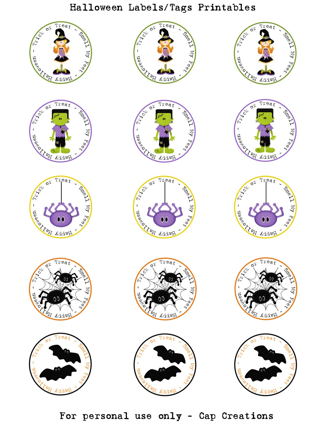 Fan image with regard to halloween stickers printable