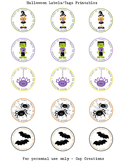 Légend image pertaining to halloween gift tags printable