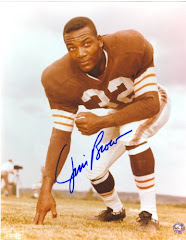 MEMORY LANE- JIM BROWN!