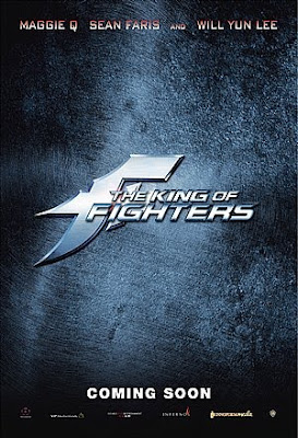 The King Of Fighters (Audio Inglês)
