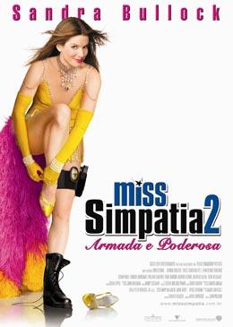 Miss Simpatia 2 – Armada e Poderosa Dublado (2005)