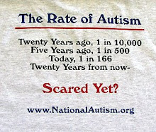 Autism Scared
