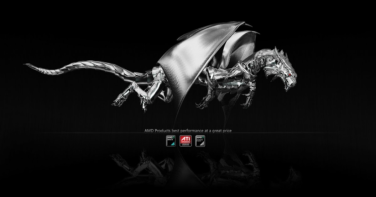 wallpapers box  amd fusion dragon high definition computer
