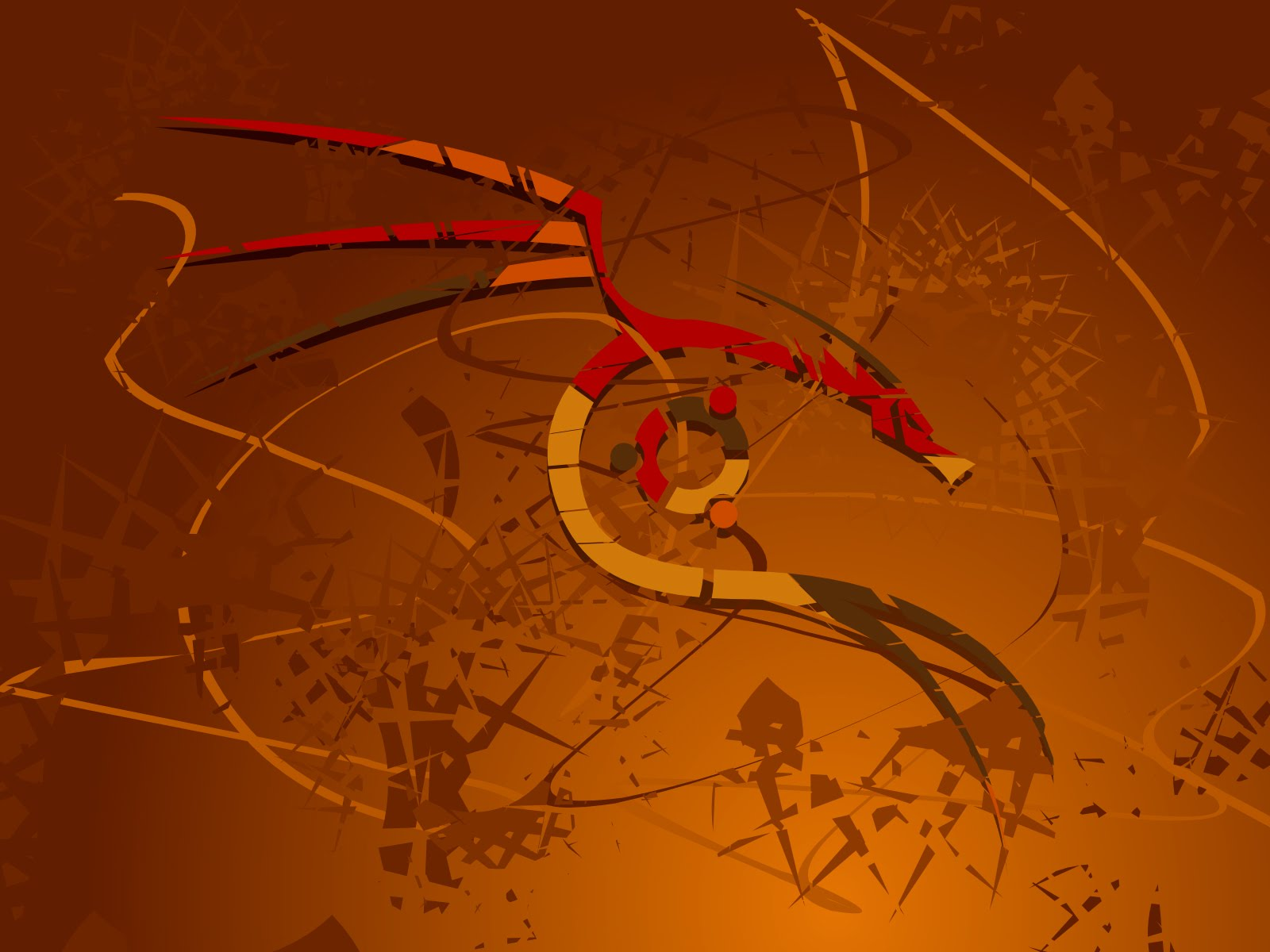 Dragon wallpapers HD Ubuntu