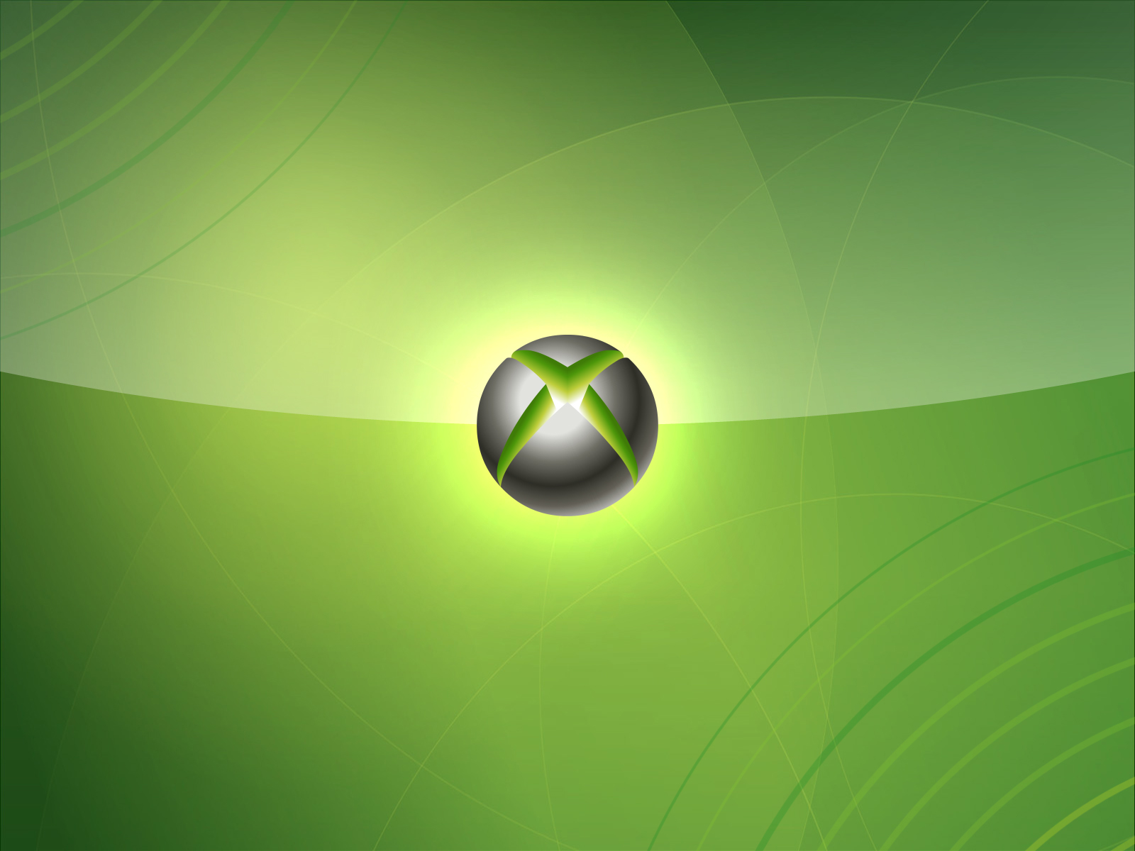 Xbox360 Green And Black HD Wallpapers