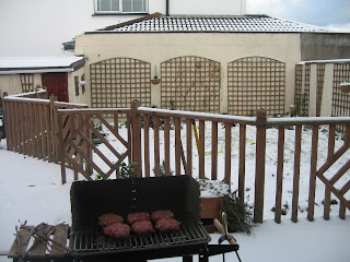 Snow Bbq with Ramen Coleslaw by Ng @ Whats for Dinner?