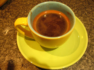 Greek Coffee @ Whats for Dinner?