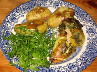 Herb Chicken by Ng @ Whats for Dinner?