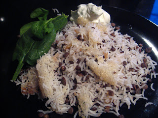 Adas Polow (Rice and Lentils): The Long Recipe by Ng @ Whats for Dinner?