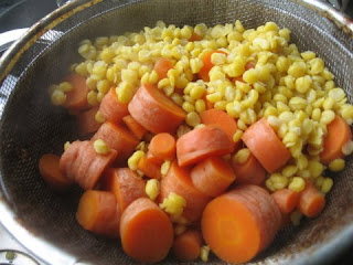 Dal and Carrots by ng @ Whats for Dinner?
