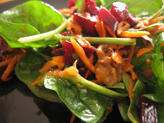 Butternut Squash and Beet Salad by ng @ Whats for Dinner?