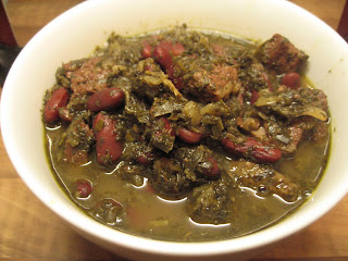 Gormeh Sabzi by ng @ Whats for Dinner?