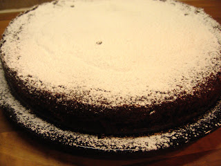 Chocolate Cake @ whats for dinner?