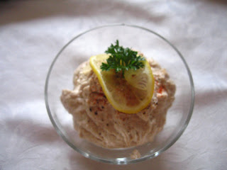 Smoked Mackerel Pâté by Shawn McCourt @ Whats for Dinner?