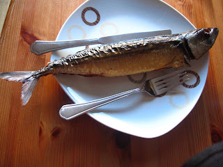 Smoked Mackerel by Ng @ Whats for Dinner?