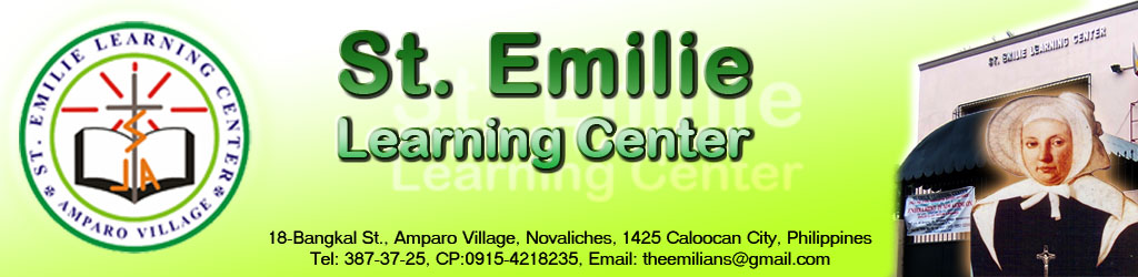 ST. EMILIE LEARNING CENER