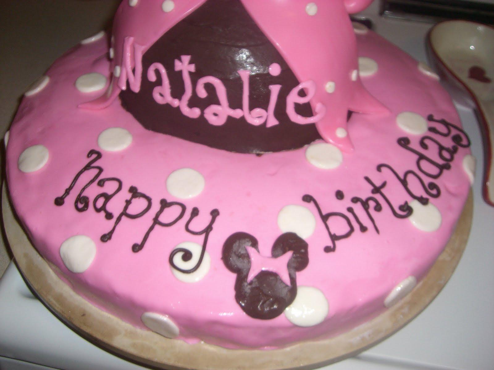 The Taylor Three Happy Birthday Natalie