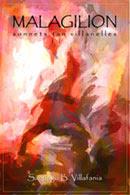 Cover page of Malagilion: Sonnets tan Villanelles