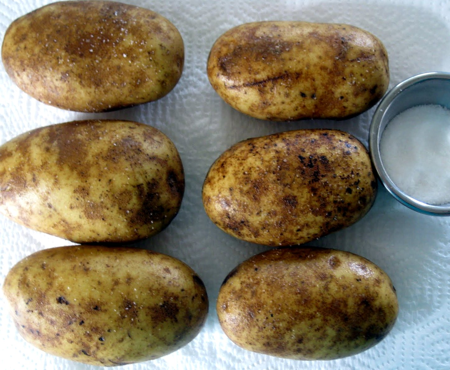 Simply Scratch Loaded Twice Baked Potatoes - Simply Scratch