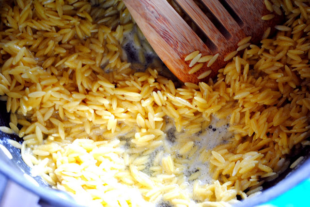 how to make orzo from scratch