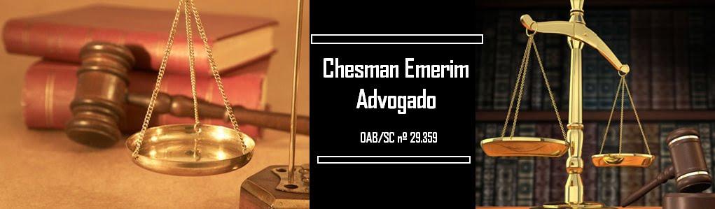 Chesman Emerim  Advogado