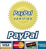 Paypal --- The safer, easier way to pay