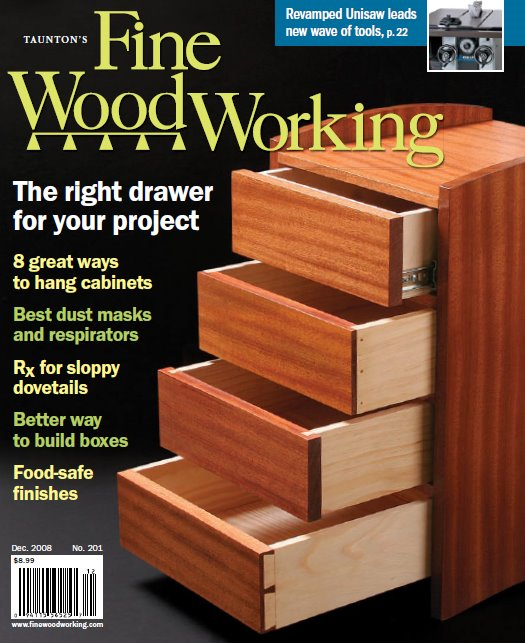 Fine Woodworking Magazine: December 2008 |I Love PDF