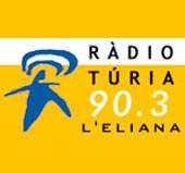 ¡Escuchanos en Radio Túria!