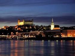 Bratislava, la capital de mi país