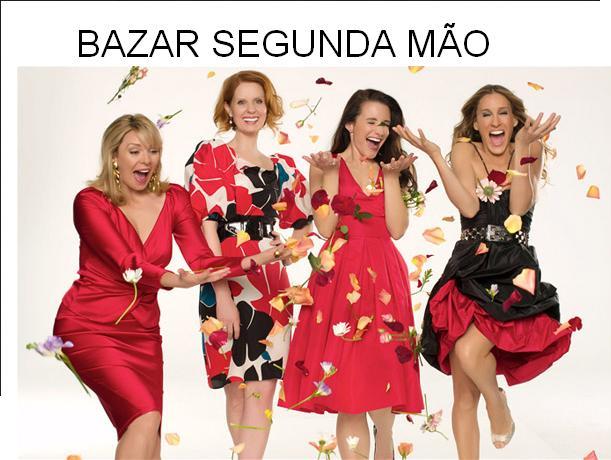 BAZAR SEGUNDA MÃO