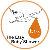I participate in the Etsy Baby Shower
