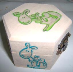 Caixa dos Burrinhos