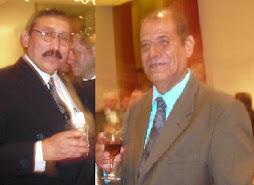 Angel de la Barra Oriuhuela y Víctor Arcila Dupp(+)