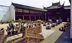 蘇州全晉會館的戱台