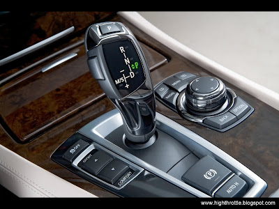 High Throttle  The all new BMW 760i and BMW 760Li