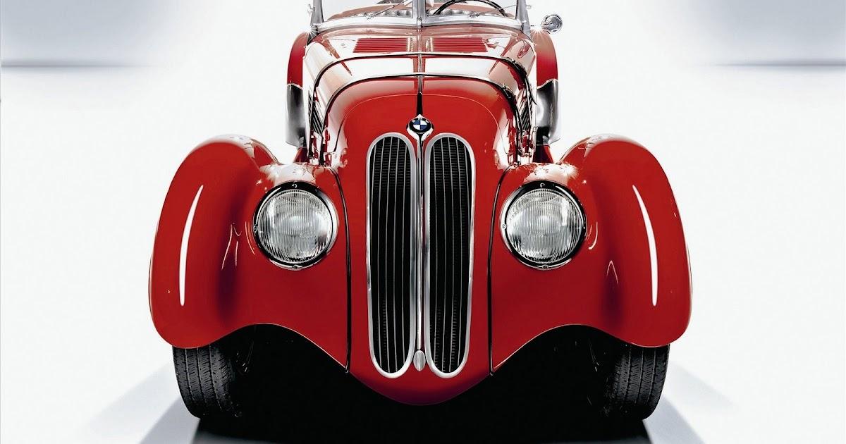 High Throttle: BMW 315/1 Roadster - Outstanding success in motorsport.
