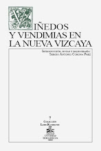 Viñedos y vendimias en la Nueva Vizcaya