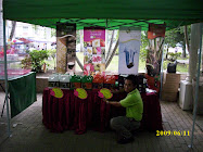 Exhibition at Tambunan, Sabah
