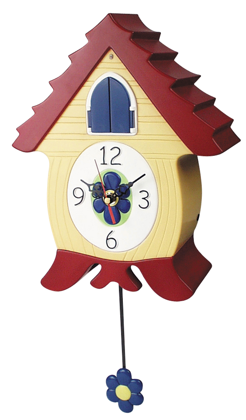 Le Marichicche: L\'orologio a Cucù