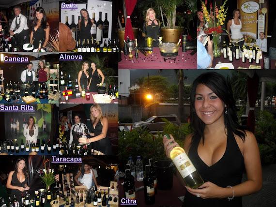 Feria Vinos Toma Caracas
