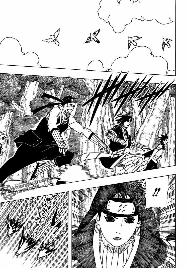 Naruto - Chapter 520 - Pic 17