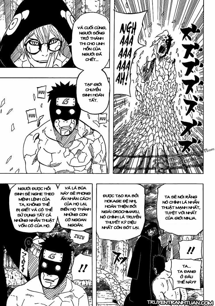 Naruto - Chapter 520 - Pic 13