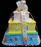 Baby Shower Cake, Mrs. Mack's Bakery, Worcester, MA